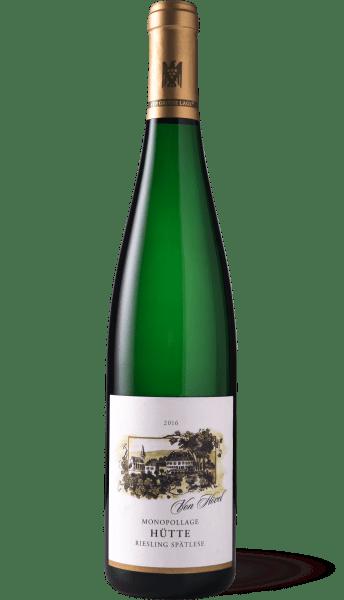 von Hövel Oberemmeler Hütte Monopollage Riesling Spätlese 2016