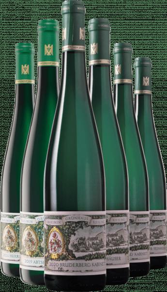 "Maximin Grünhaus ""Grünhäuser Legends"" Riesling Tasting Case"