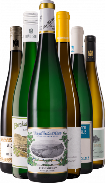 Goldrichs Select Mosel Riesling Tasting Case