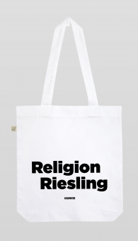 Goldrichs Religion Riesling - Tote Bag - White