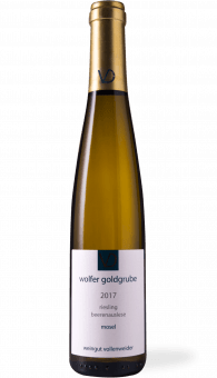 Vollenweider Wolfer Goldgrube Riesling Beerenauslese 2017