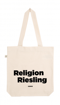 Goldrichs Religion Riesling - Tote Bag - Natural