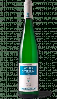 Weiser-Künstler Wolfer Sonnenlay Riesling Spätlese 2018