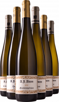 """A.J. Adam """"The Glory of Riesling"""" Tasting Case"""