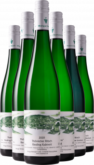 """Hermann Ludes """"The magic touch of Riesling"""" Tasting Case"""
