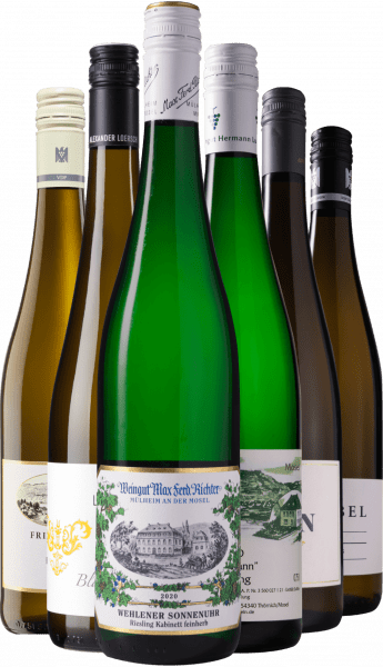 "Goldrichs Select ""Mosel Riesling StartUp"" Tasting Case"