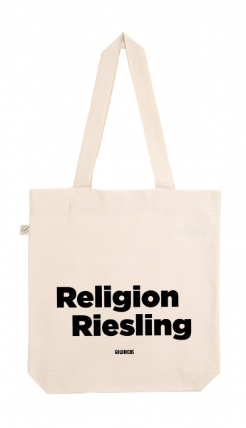 Goldrichs Religion Riesling - Tragetasche - Natural