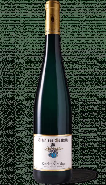 Erben von Beulwitz Kaseler Nies´chen Faß Nr.11 Riesling Kabinett 2017 Bernkasteler Ring Versteigerungswein 2018