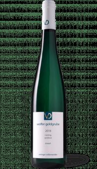 Vollenweider Wolfer Goldgrube Riesling Spätlese 2018