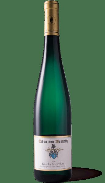 Erben von Beulwitz Kaseler Nies´chen Faß 6 Riesling Spätlese 2016 Versteigerungswein
