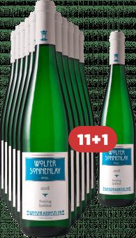 Weiser-Künstler 11+1 Wolfer Sonnenlay Riesling Spätlese 2018